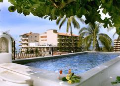 多纳苏珊娜酒店 - 巴亚尔塔港 - 游泳池