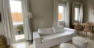 伯瓦达斯圣克拉拉精品酒店 - 卡塔赫纳 - 客厅