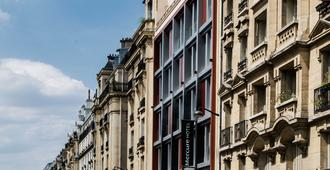 巴黎17巴蒂尼奥勒美居酒店 - 巴黎 - 建筑