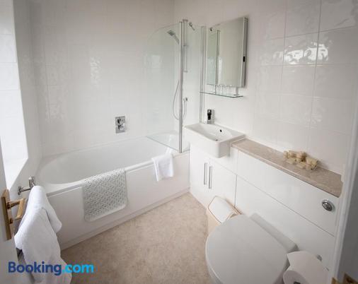 海德鲁酒店 - 伊斯特布恩 - 浴室