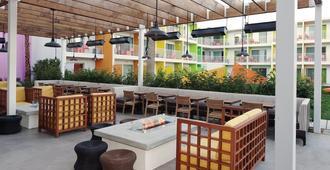 棕榈泉瑟括洛酒店 - 棕榈泉 - 露台