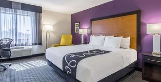 克利夫兰机场北拉金塔旅馆及套房 - 克利夫兰 - 睡房