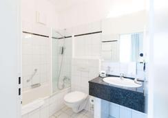贝尔维尤拉廷阿尔斯特酒店 - 汉堡 - 浴室