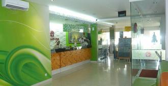 Shm龍飯店 - 雅加达 - 柜台