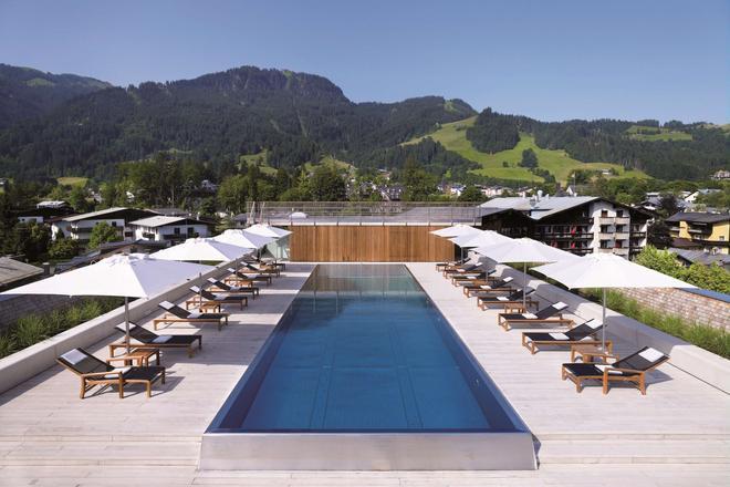 斯瓦兹阿德纳基茨比厄尔酒店 - 基茨比厄尔 - 游泳池