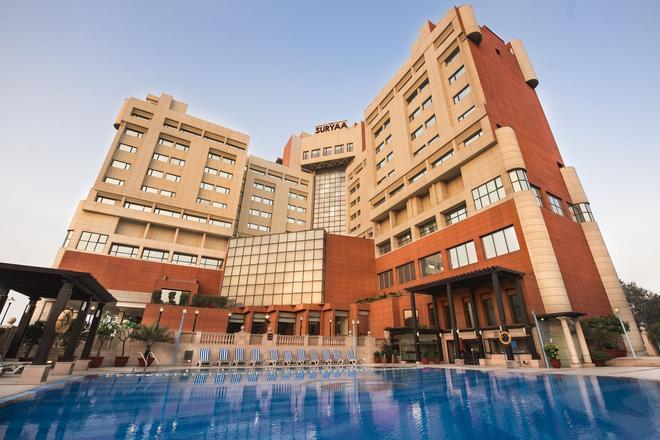 新德里苏尔亚酒店 - 新德里 - 建筑