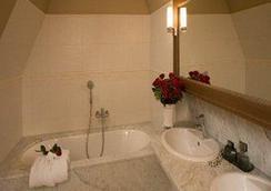 波兰珍品酒店&度假村 - 弗罗茨瓦夫 - 浴室