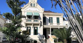 卡萨布兰卡帝国酒店 - 彼得罗波利斯 - 建筑