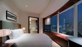 尖沙咀凯悦酒店 - 香港 - 睡房