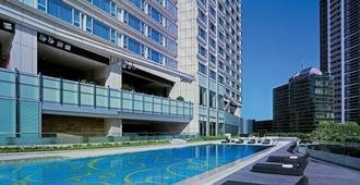 尖沙咀凯悦酒店 - 香港 - 游泳池
