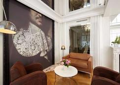 旅游大道酒店 - 巴黎 - 休息厅