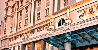 美拉瓦金色精品酒店 - 南雅加达 - 建筑