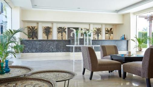 索利玛纳马湾酒店 - 沙姆沙伊赫 - 柜台