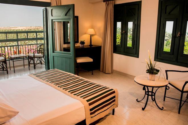 索利玛纳马湾酒店 - 沙姆沙伊赫 - 睡房