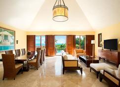 玛亚克巴费尔蒙酒店 - 卡门海滩 - 餐厅