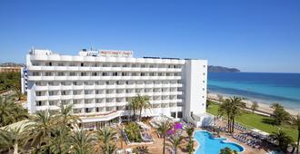 希坡堪普海滩酒店 - 卡拉米洛 - 建筑