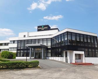 因幡路疗养酒店 - 鸟取市 - 建筑