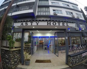 阿斯蒂酒店 - 尼科西亚 - 建筑