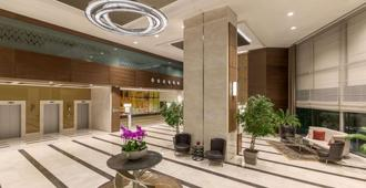 特克斯迪尔肯特华美达广场大酒店 - 伊斯坦布尔 - 大厅