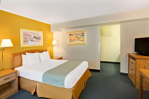 拉皮德城旅行酒店 - 拉皮德城 - 睡房