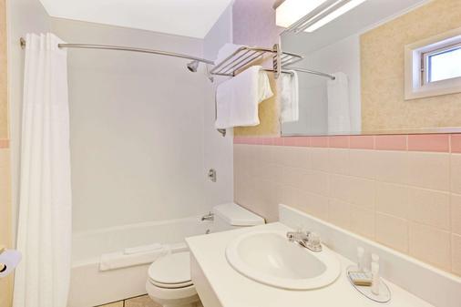 拉皮德城旅行酒店 - 拉皮德城 - 浴室