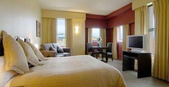 城市美景康福特茵酒店及套房 - 柏拉瑞特 - 睡房