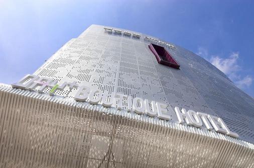 嘉義商旅 - 嘉义市 - 建筑