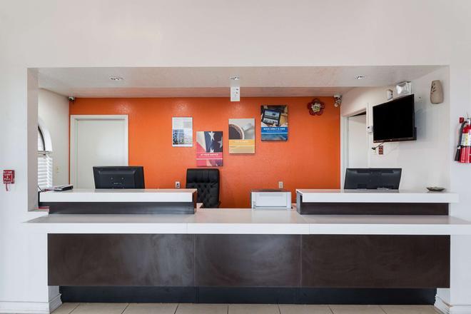 6圣安东尼奥汽车旅馆 - 嘉年华步道 - 圣安东尼奥 - 柜台