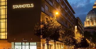 星际米开朗基罗罗姆酒店 - 罗马 - 建筑