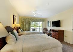 海滨宾馆 - 萨尼贝尔岛 - 睡房