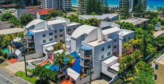 冲浪者海滩2号度假酒店 - 冲浪者天堂 - 建筑