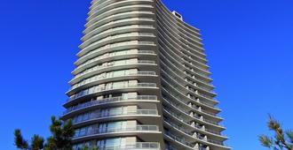 亚历山大大道公寓酒店 - 埃斯特角城 - 建筑