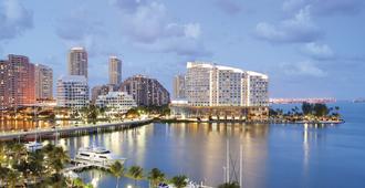 迈阿密文华东方酒店 - 迈阿密 - 户外景观