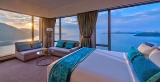 愉景湾酒店 - 香港 - 睡房