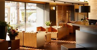 冈山中央酒店 - 冈山市 - 会议室