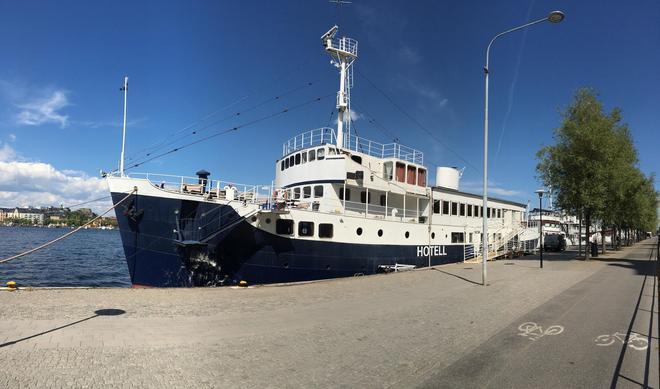 古斯塔夫克林特船屋 - 斯德哥尔摩