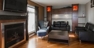 都滨海客栈- 酒店&Spa中心 - 魁北克市 - 客厅