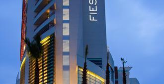 普埃布拉拉斯阿尼玛斯节日酒店 - 普埃布拉 - 建筑
