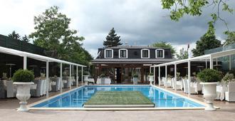 科纳克拉住宅酒店 - 布加勒斯特 - 游泳池