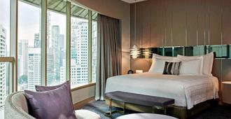 吉隆坡市中心铂尔曼居所酒店 - 吉隆坡 - 睡房