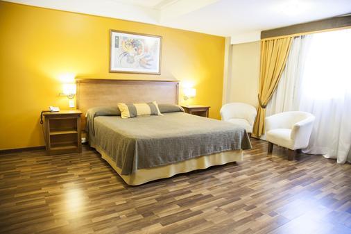 奇通莱酒店 - 布宜诺斯艾利斯 - 睡房
