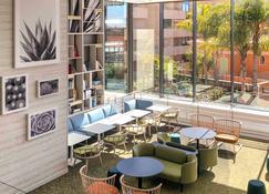 蒙特卡罗诺富特酒店 - 摩纳哥 - 休息厅
