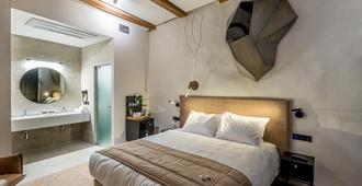 阿塔格尼斯特艺术酒店 - 维尔纽斯 - 睡房
