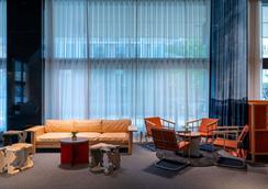 北欧之光酒店 - 斯德哥尔摩 - 休息厅