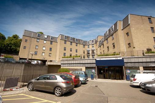 大不列颠爱丁堡酒店 - 爱丁堡 - 建筑