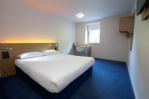 大不列颠爱丁堡酒店 - 爱丁堡 - 睡房
