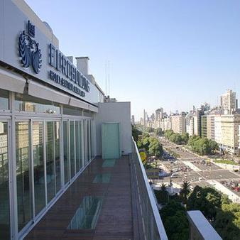 布宜诺斯艾利斯欧洲建筑精品酒店 - 布宜诺斯艾利斯 - 阳台