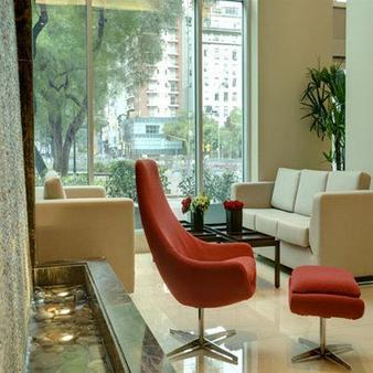 布宜诺斯艾利斯欧洲建筑精品酒店 - 布宜诺斯艾利斯 - 休息厅