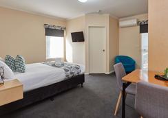埃尔芬汽车旅馆及服务式公寓 - 伦瑟斯顿 - 睡房