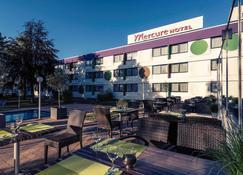 美居萨尔布吕肯酒店 - 萨尔布吕肯 - 游泳池
